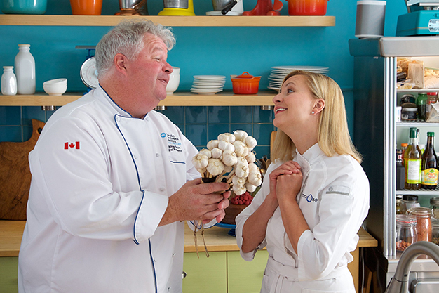 ANNA OLSON Poise Passion & Pastry
