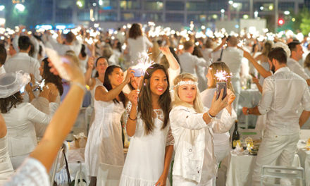 DINER EN BLANC – A Mystical Magical Evening