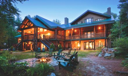 TROUT POINT LODGE – Bed & Breakfast Hot Spot